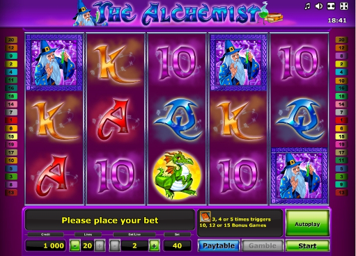 best slot machines to play online alchemist spiel