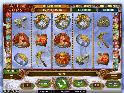 Thors Hammer™ Slot Machine Game to Play Free in Compu Games Online Casinos