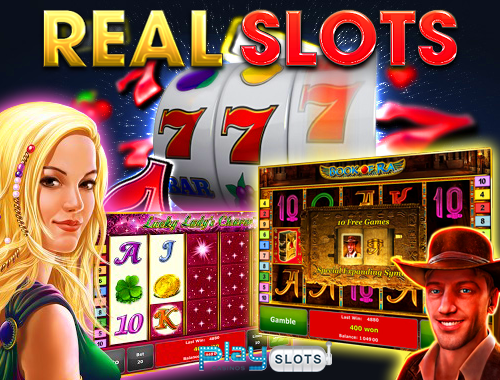 real slots online casino on line