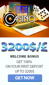 Free Welcome Bonus Casino