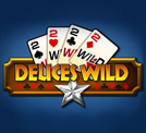 Deuces Wild Video Poker Game
