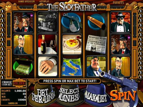 Gamble the Slotfather free slot online