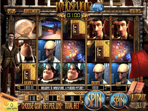 Who Spun It? Slots - Who Spun It? from BetSoft - Play for free