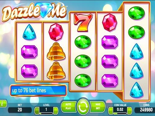 Dazzling Gems Slot - Free Online PlayPearls Slots Game
