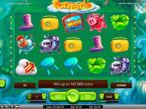 online casino slot machines tornado spiele