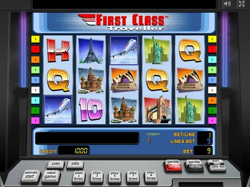 First Class Traveller Slot Machine Online ᐈ Novomatic™ Casino Slots