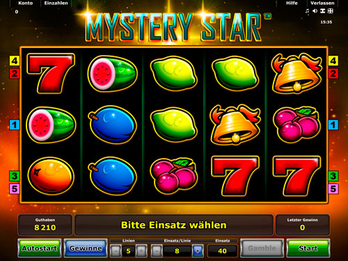 Spiele Mystery Star - Video Slots Online