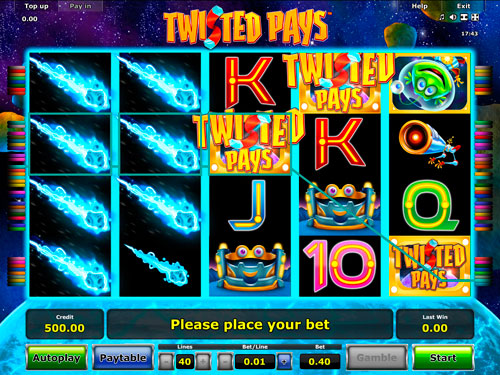 Twisted Pays Slots - Play for Free Instantly Online