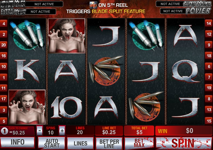 Dracula Slot Machine - Play Online for Free or Real Money