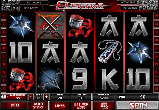 Elektra™ Slot Machine Game to Play Free in Playtechs Online Casinos